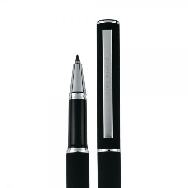 Pierre Cardin CLAUDIE Rollerball Pen schwarz