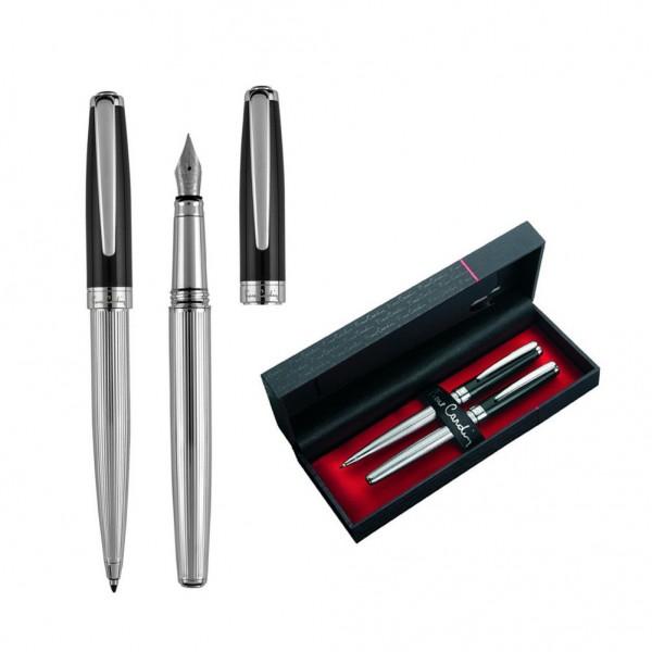 CHRISTOPHE Set aus Kugelschreiber und Füllfederhalter