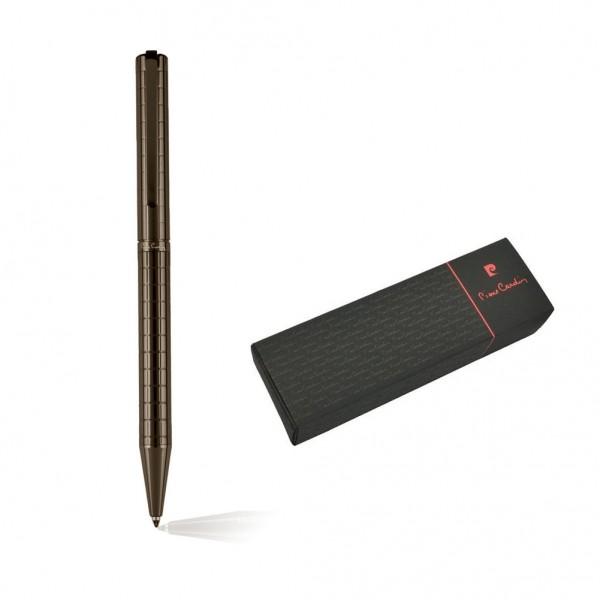 ESPACE Kugelschreiber gunmetal